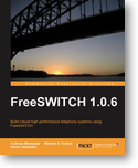 FreeSWITCH 1.0.6 Book Cover